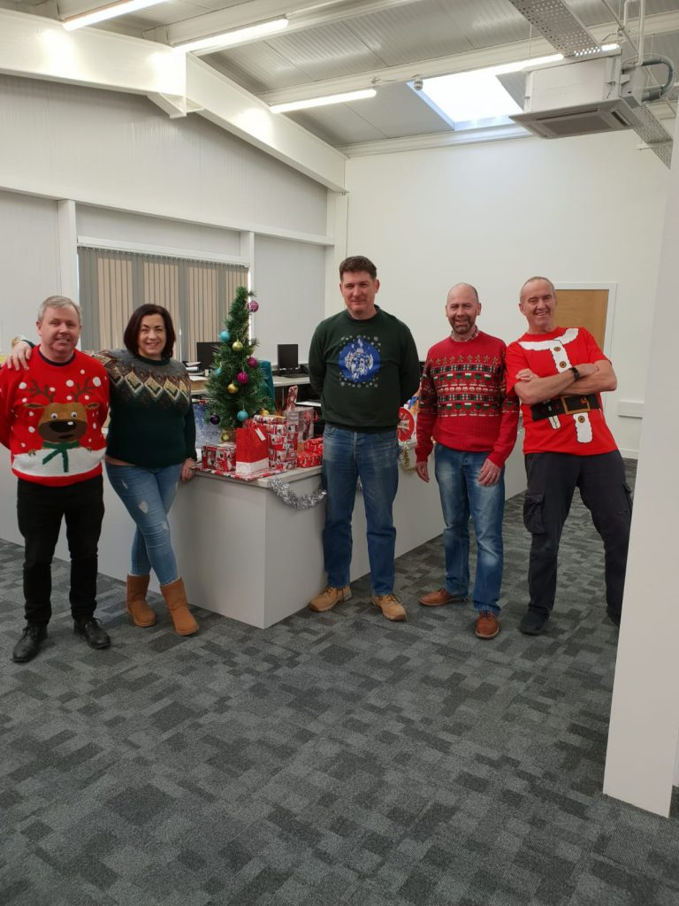 Christmas Jumper Day 4