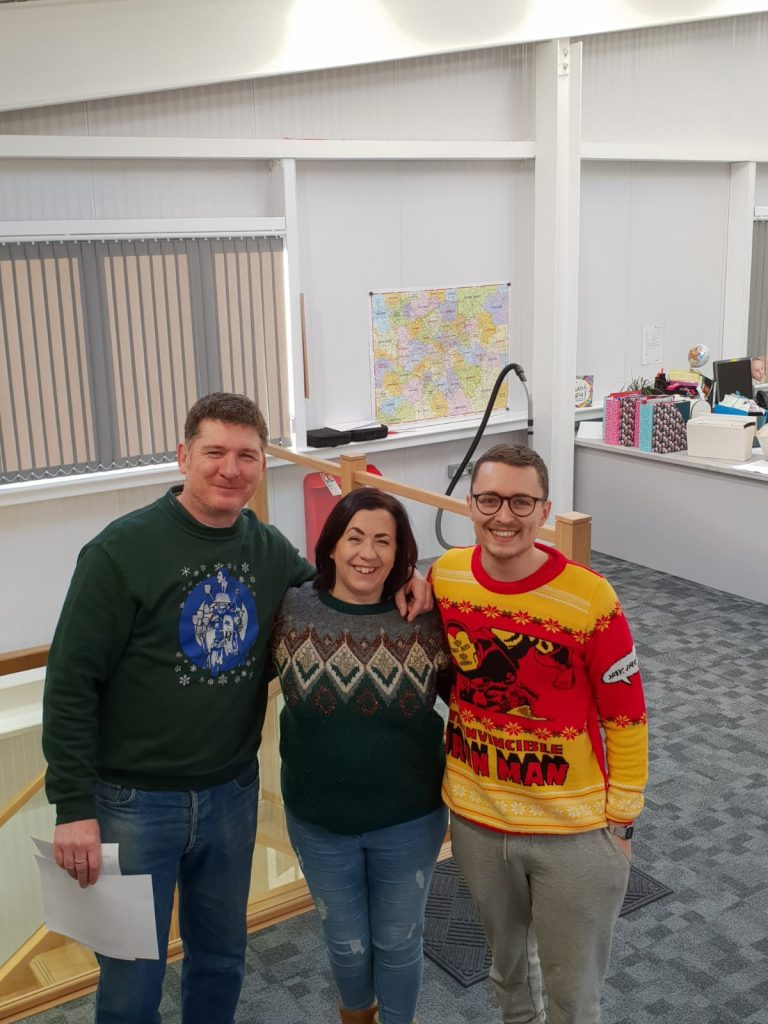 Christmas Jumper Day 5