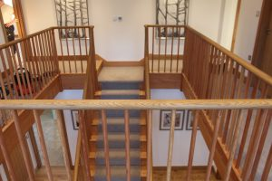 Kandd Up and Down Staircase