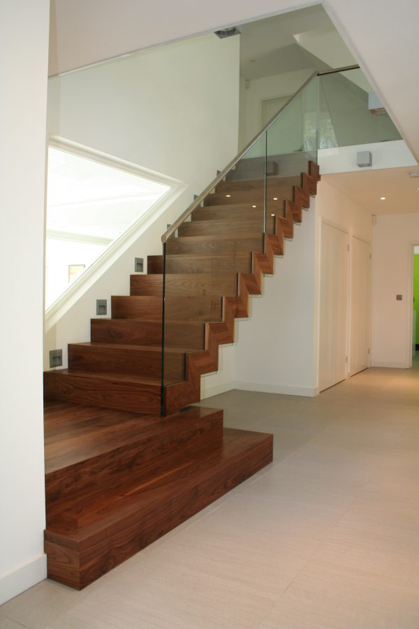 Staircase. K&D Joinery Dagenham