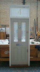 Timber Front Doors, Wooden
