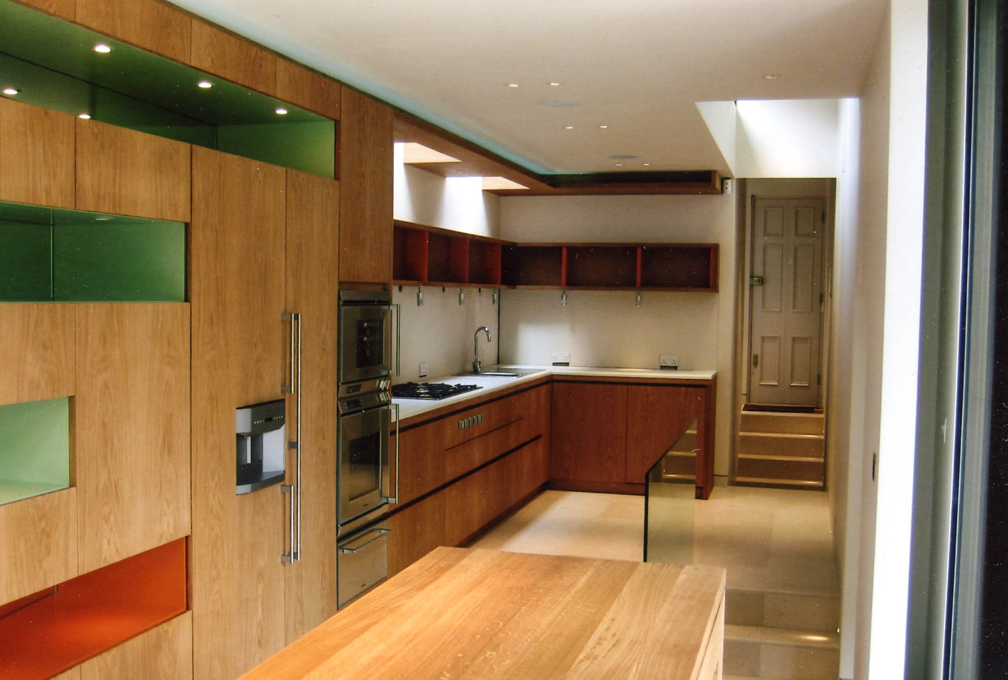 Kandd indoor kitchen cabinetry