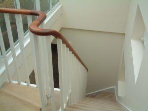 Staircase. K&D Joinery Dagenham