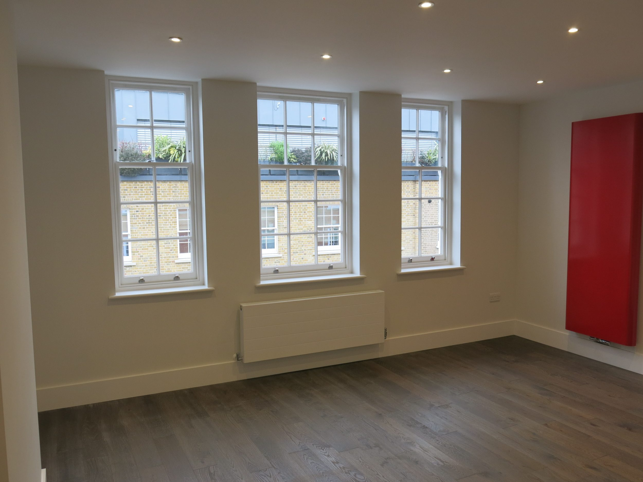 Bulk Wooden Sash windows, London