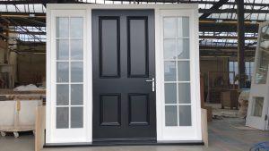Kandd Front Doors