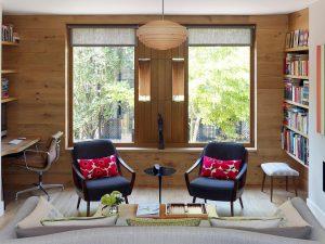 Wooden Large Fixed windows, London