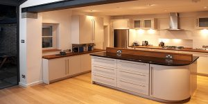 Kandd indoor kitchen cabinetry