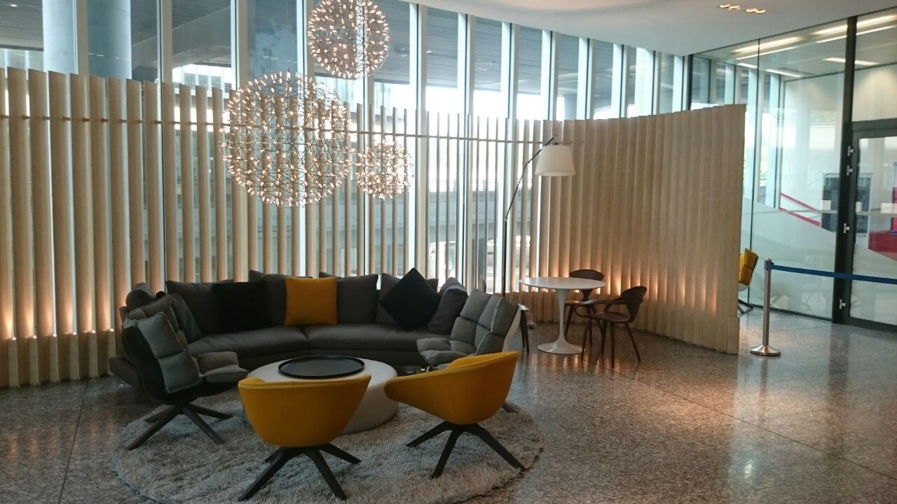 Kandd waiting area design