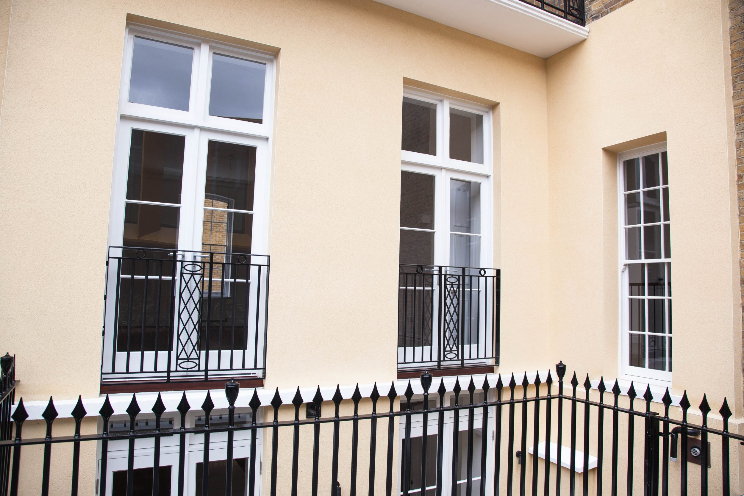 Wooden Sash and Casement windows, London