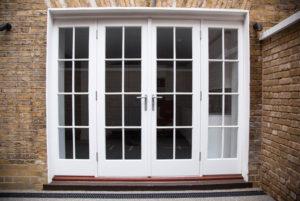 french window doors