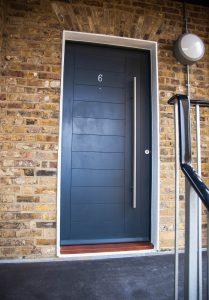 Timber Front Doors, Wooden, London