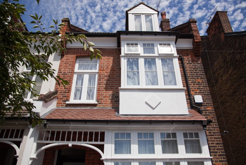 Wooden Casement windows, London. Wooden Windows. Wooden Windows