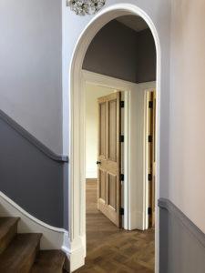 archway door