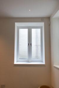 Sash Windows, Brick Street, Central London