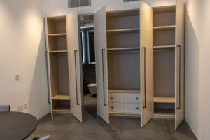 Cabinetry & Internal Doors, Brick Street, Central London