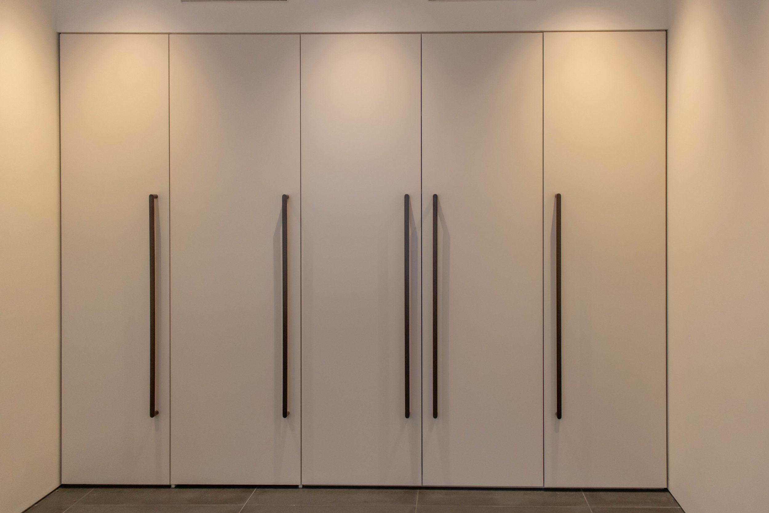 Internal Doors, Brick Street, Central London