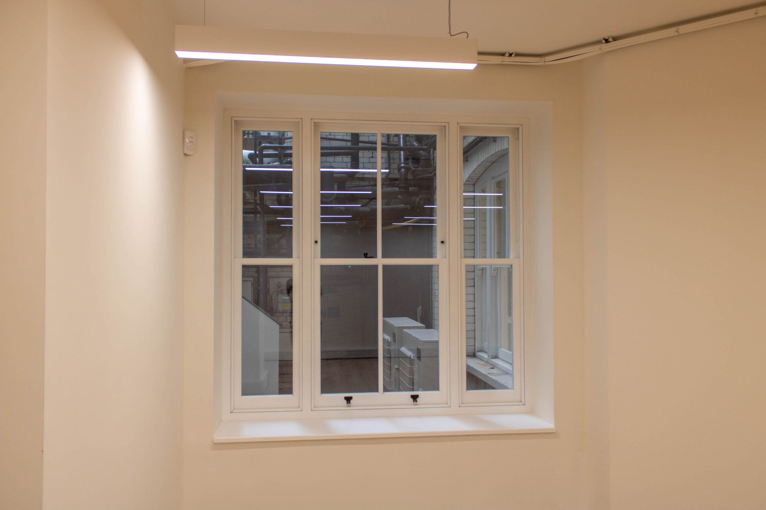 Sash Windows, Brick Street, Central London Design