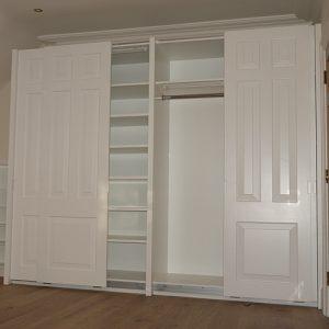 Kandd wardrobe cabinetry