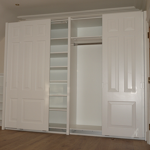 Kandd wardrobe cabinetry