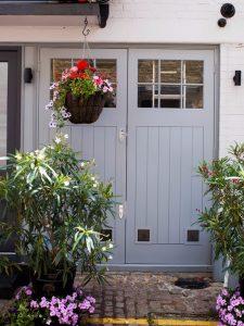 Kandd double door design
