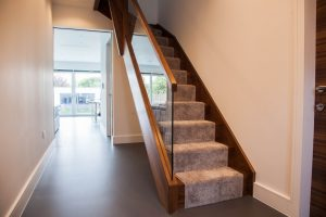 Wooden Staircase - K&D joinery