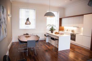 Kandd Dining Area Cabinetry