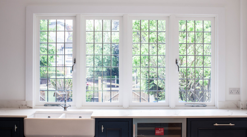 Windows - Dulwich, London