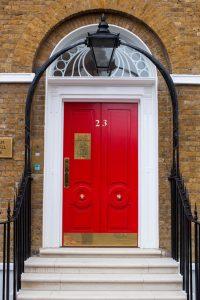 Wood Front Door Manufacturer, London, www.kandd.org