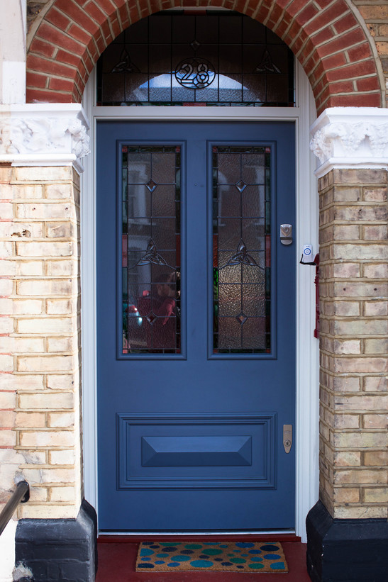Wood Front Door Manufacturer, London, www.kandd.org