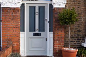 Front Door Manufacturer, Wooden, London