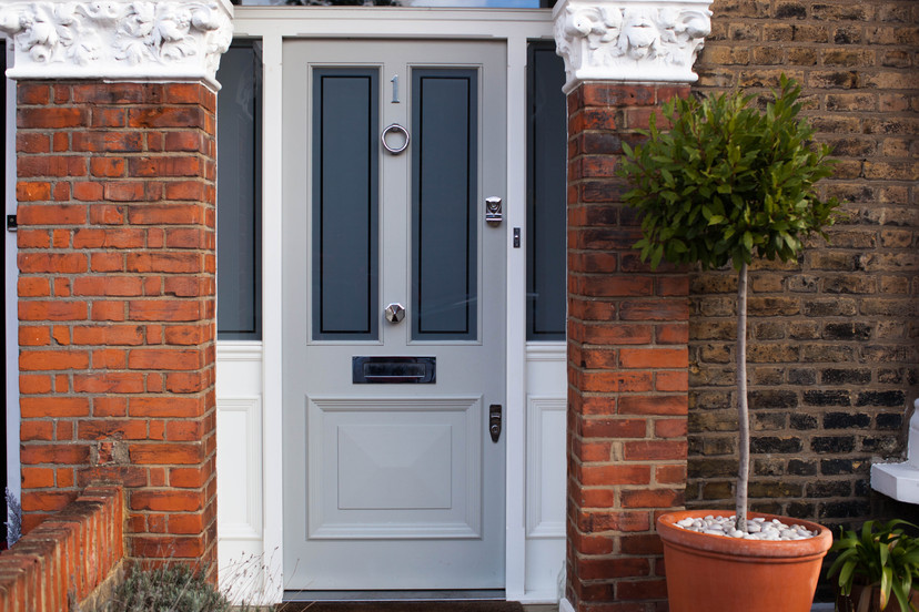 Front Door Manufacturer, Wooden, London