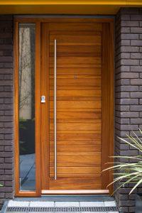 Wood Front Door Manufacturer, London