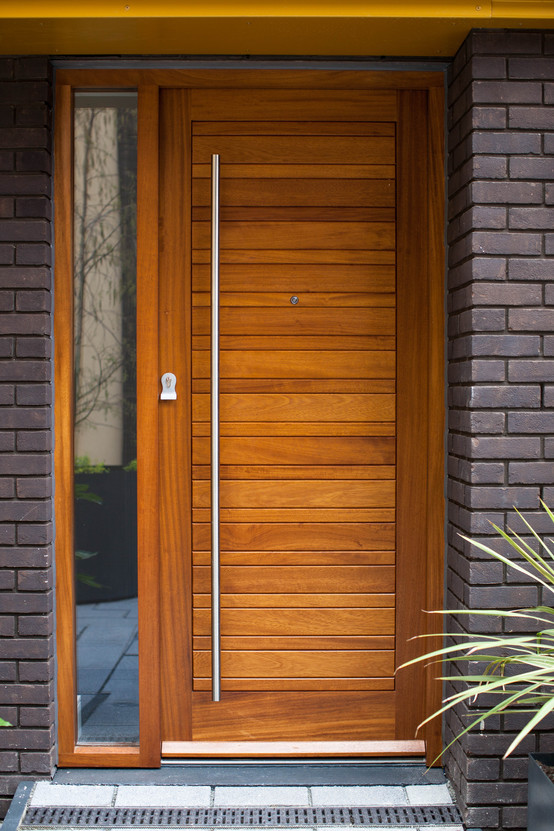 Wood Front Door Manufacturer, London