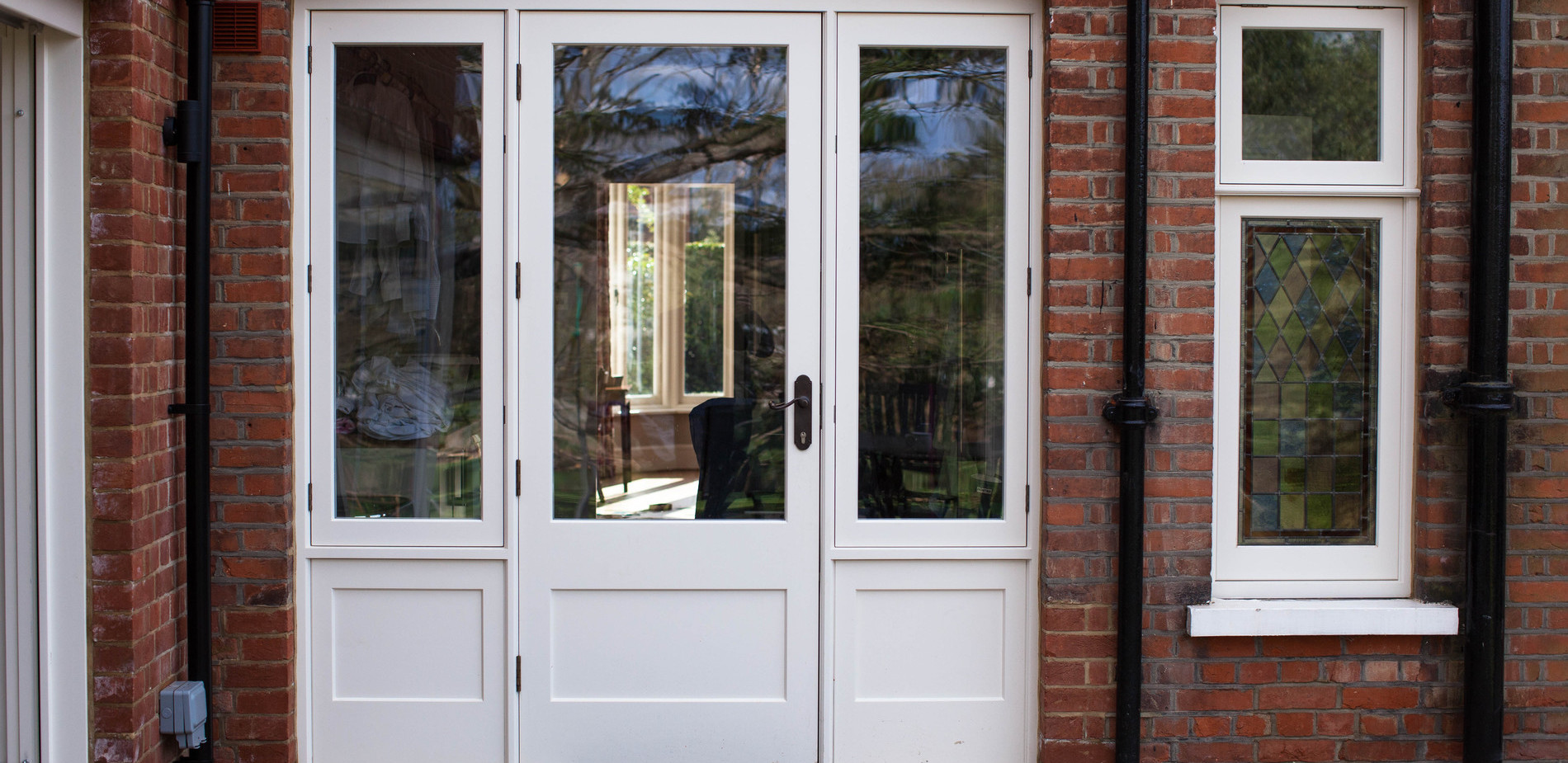External Door Manufacturer - K&D Joinery London