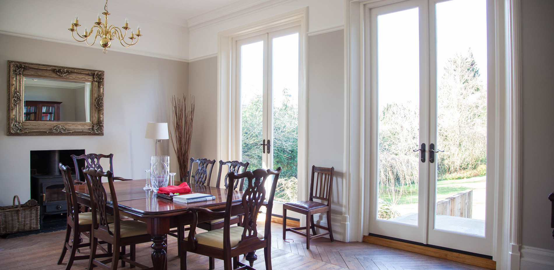 French Door Manufacturer - K&D Joinery London