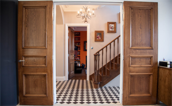Interior wood doors - Woodford Green