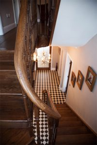 Beautiful Wooden Staircase - K&D joinery