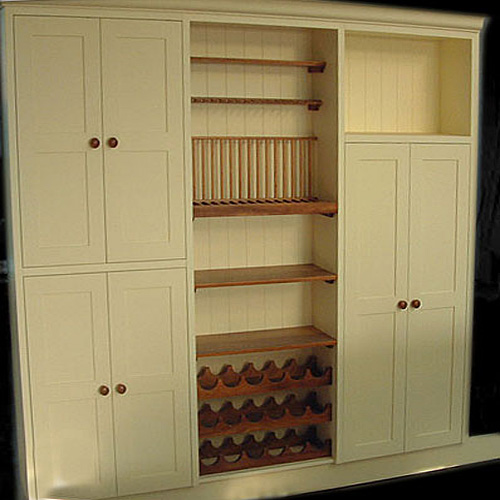 Kandd bedroom cabinetry