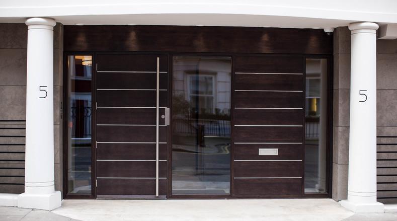 External Doors - K&D Joinery London