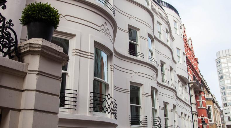 Amazing sash windows - London
