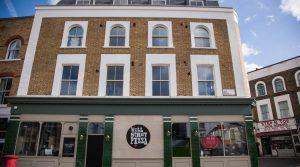 Well Street Pizza - London