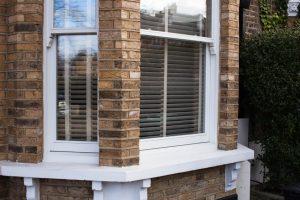 Wooden Sash windows, London