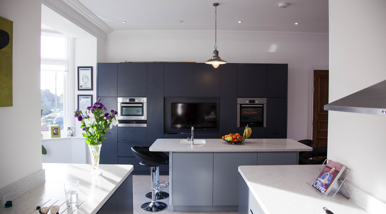 Bespoke kitchen renovation - Woodford Green
