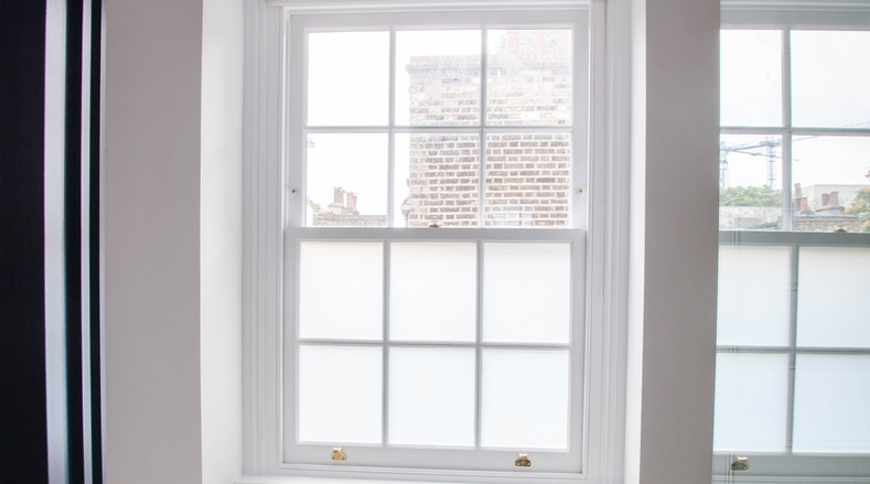 Sash windows - Victorian renovation - K&D joinery