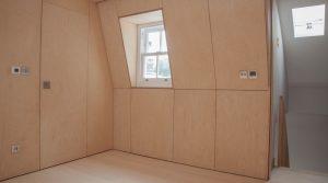 Birch Ply - Islington renovation - K&D joinery