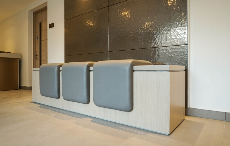 Kandd Reception Cabinetry