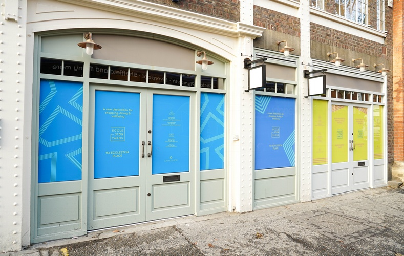 Shopfront Windows and Doors - K&D Joinery, London
