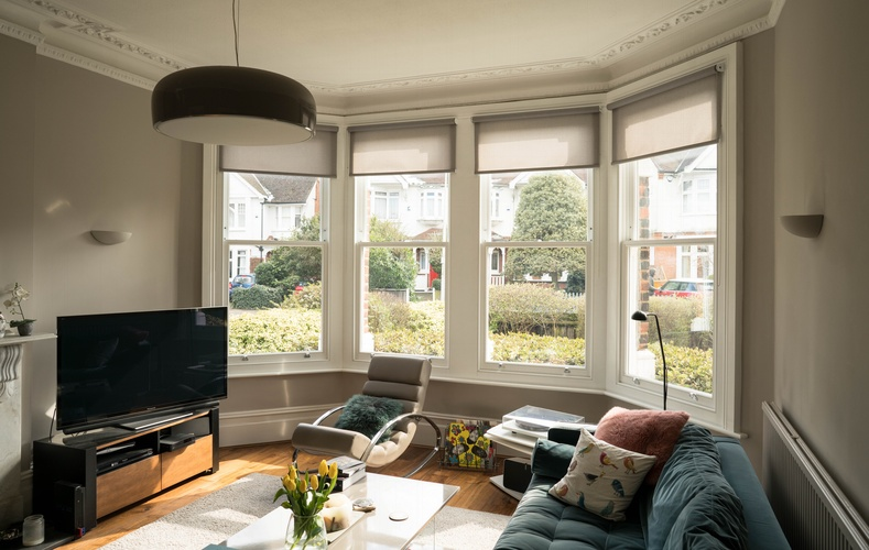Traditional Sash Windows in Wanstead - K&D Joinery