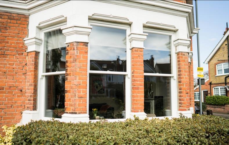 Traditional Sash Windows in Wanstead