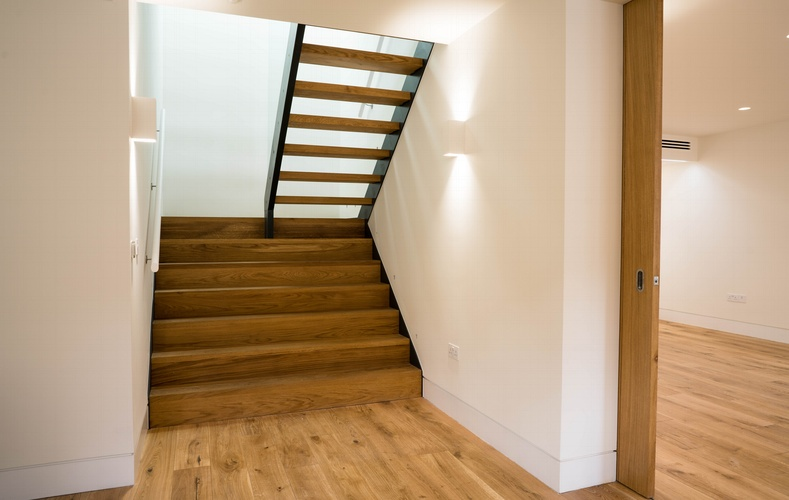 Staircase - K&D joinery London